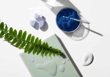 Geneo Hydrate <br/> Blue Spirulina Facial